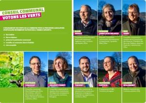 Candidats CC Ollon