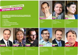 Candidats Verts