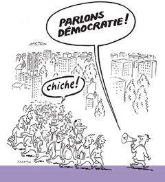 Parlons démocratie !
