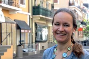 Tinetta Maystre en ville