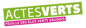 Titre Actes verts 2015