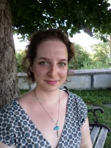 Une photo de Géraldine Bouchez
