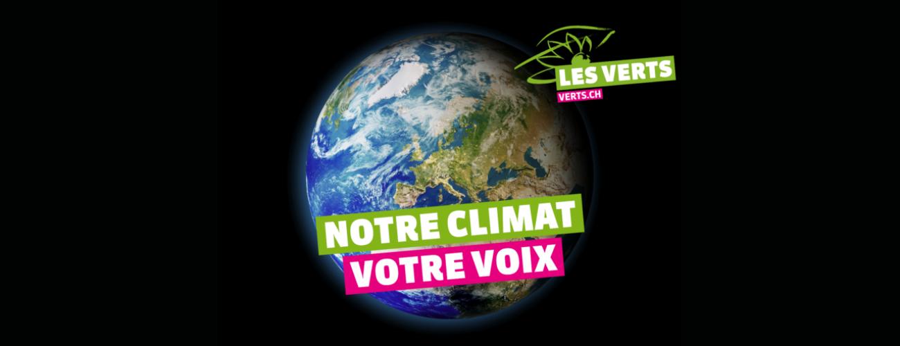 Notre climat - Votre voix