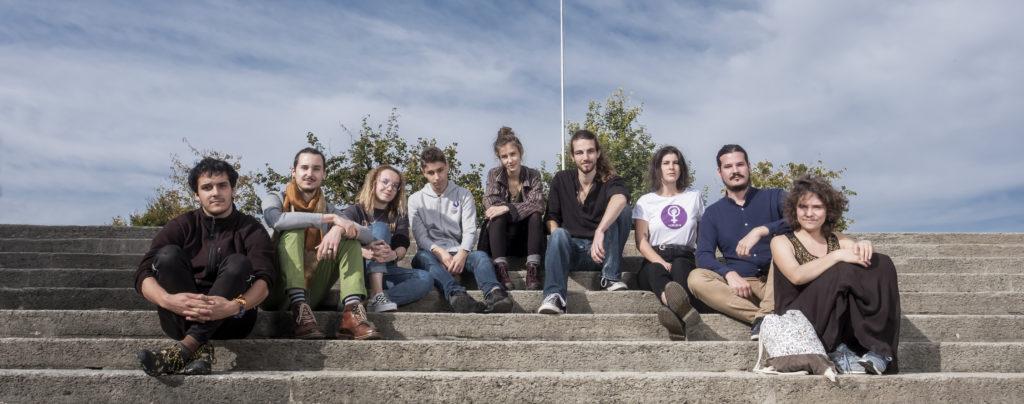 Groupe écoféministe, la Grève du Climat Vaud, Lausanne, le 23 octobre 2019